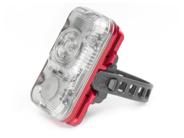 Lupine Rotlicht Fietsverlichting rood
